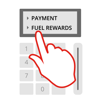 Select Fuel Rewards