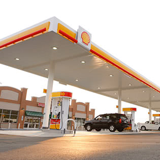 Save on fuel at Shell